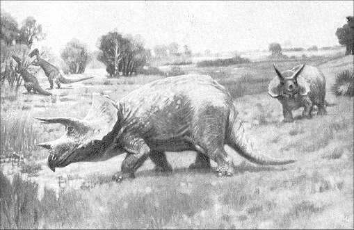 File:Triceratops painting.jpg