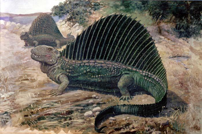 File:Dimetrodon painting.jpg