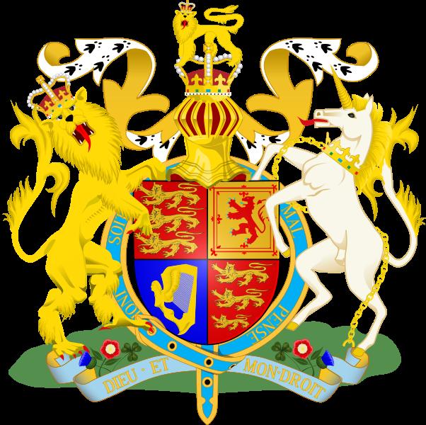 File:UK Royal Coat of Arms.png