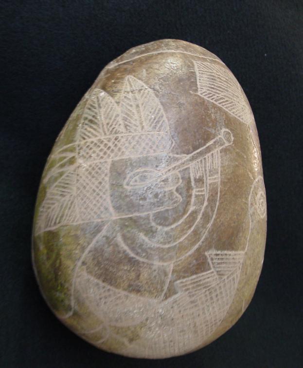 Загадочные камни городка Ика 2