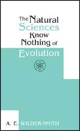 The natural sciences know nothing of evolution.jpg