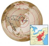 North korea globe.jpg
