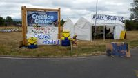 Entrance to MSHCC, Family Fun Days, August 2015