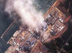 A birds eye view of Fukushima