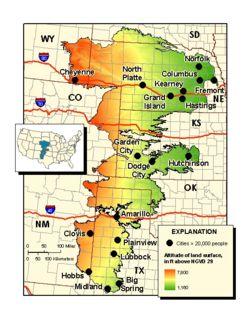 Ogallala aquifer - CreationWiki, the encyclopedia of creation science