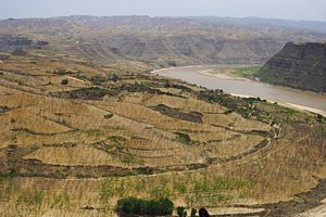 Loess Plateau China.jpg