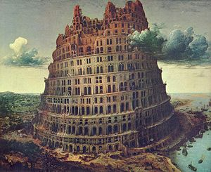 Tower Of Babel Creationwiki The Encyclopedia Of