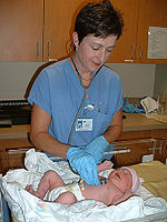 Labor and delivery nurse - CreationWiki, the encyclopedia of ...