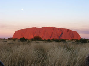 photos ayers rock australie