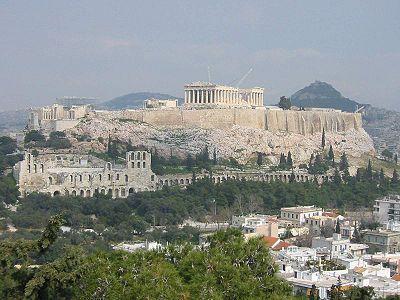 400px Athens Acropolis anchorage.