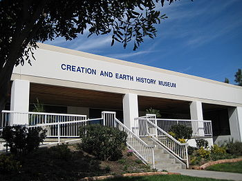 Creation And Earth History Museum Creationwiki The