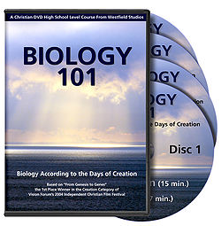 Biology 101 DVD and Discs.JPG