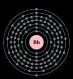 Electron shell Bohrium.png