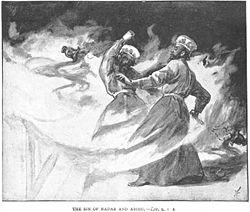 Lev 10 - the sin of nadab and abihu.jpg