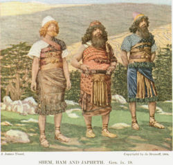 Japheth - CreationWiki, the encyclopedia of creation science