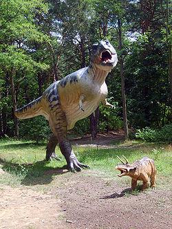 Tyrannosaur Ceratops models.jpg