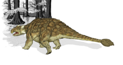 Ankylosaurus dinosaur.png