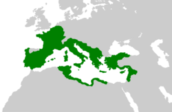Location of Roman Republic