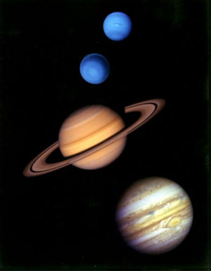 great gas giant jupiter Type of planet: gas giant (composed mostly of hydrogen and helium) what is jupiter like jupiter is the largest planet in the solar system and is the fifth planet from the sun.