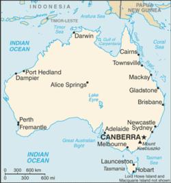 Image of Austrália
