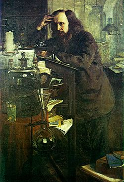 Dmitri Mendeleev Creationwiki The Encyclopedia Of