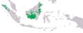Map distribution pongo.png