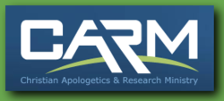 The official logo for the Christian Apologetics and Research Ministry