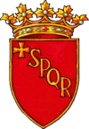 Rome coat of arms