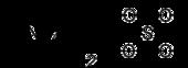 Ammonium sulfate structure.png